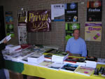 le stand Eyrolles