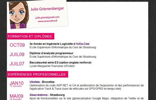 participation de juliegri au concours embauchez