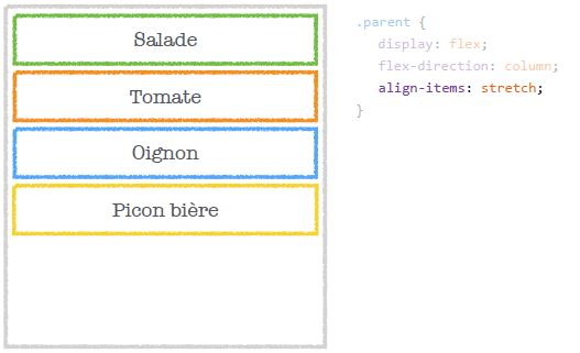 align-items