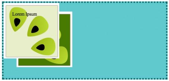 superposition de 2 images en arrière-plan