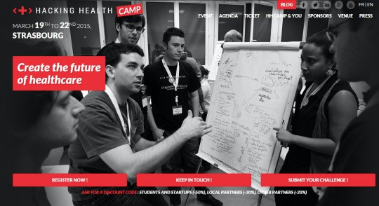 Hacking Health Camp