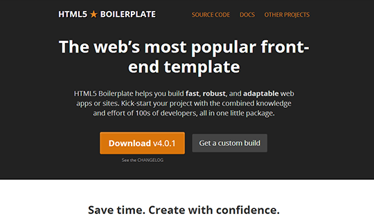 HTML5 Boilerplate