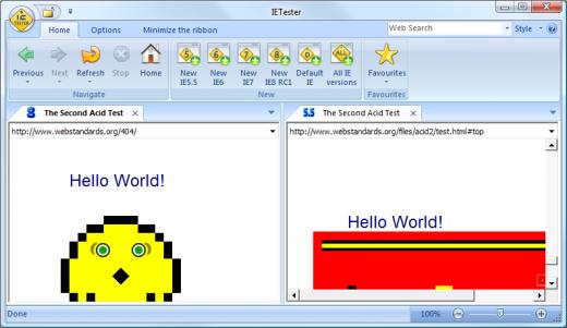 Internet Explorer 6 désinstaller xp