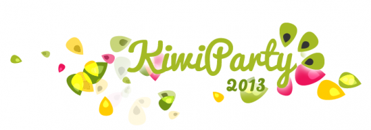Viendez sur le site de la Kiwi Party !