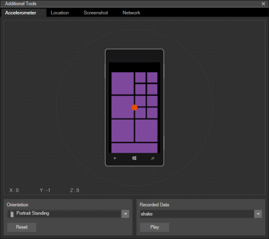 Windows Phone SDK Additional Tools