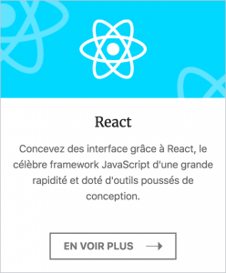 Formation à React