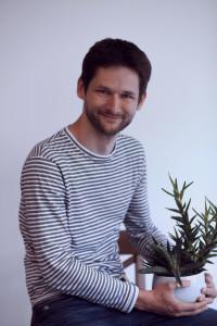 Philippe et son cactus
