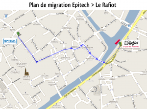 Plan de migration Epitech Rafiot