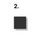 un pixel ombré