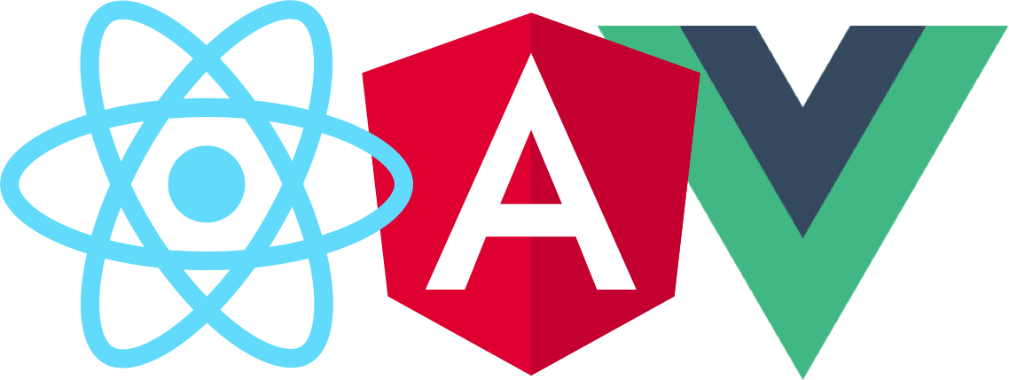Vue React Angular