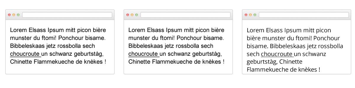 CSS font-display et le chargement des polices web