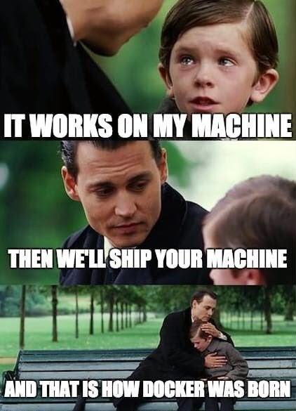 Meme Docker