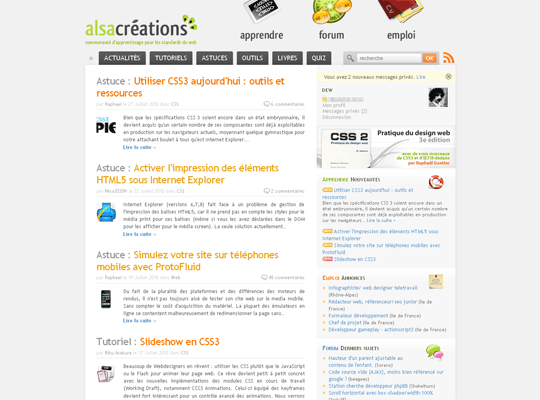 Alsacreations 3.1 refresh