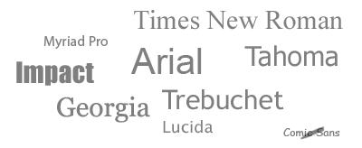 28a5dd5da56 Quelles polices de caractères (fontes) utiliser sur le Web ...
